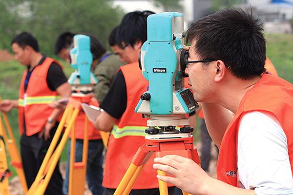 铁路工程测量专业